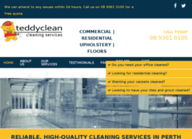 teddyclean.com.au