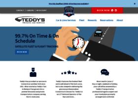 teddyslimo.com