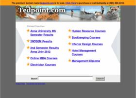 tedpoint.com