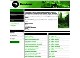 tedrecruitment.com
