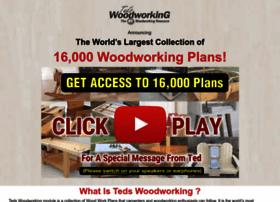 teds-wood-working.com