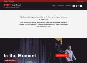 tedx.stanford.edu