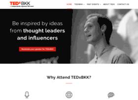 tedxbkk.com