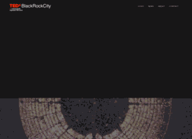 tedxblackrockcity.com