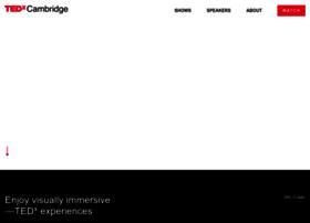 tedxcambridge.com