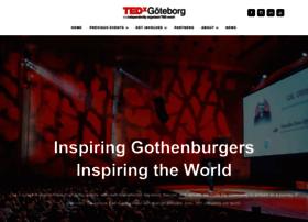 tedxgoteborg.com
