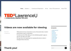 tedxlawrenceu.com