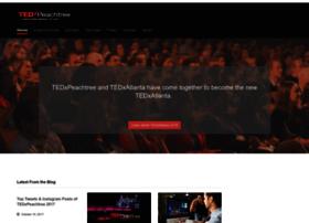 tedxpeachtree.com