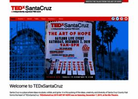 tedxsantacruz.org