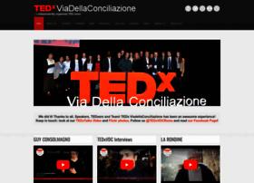 tedxviadellaconciliazione.com