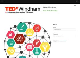 tedxwindham.fluidreview.com