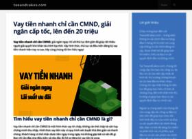 teeandcakes.com