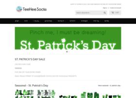 teeheesocks.com