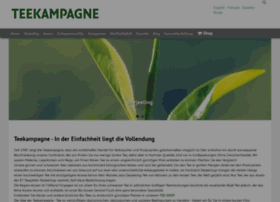 teekampagne.de