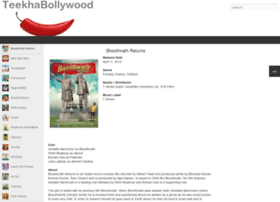 teekhabollywood.com