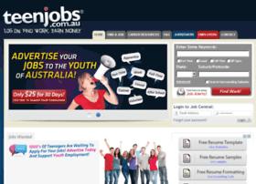 teenjobs.com.au