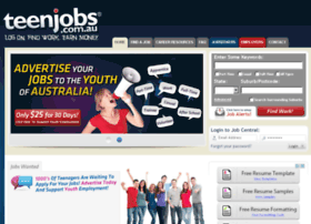 teenjobs.com.au small Ninja Gaiden Elizabet Posted Image