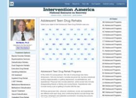 teenrehab.interventionamerica.org