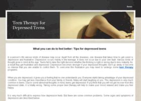 teentherapyfordepressedteens.yolasite.com