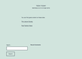 teentoday.co.uk