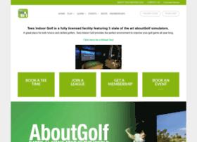 teesindoorgolf.com