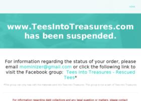 teesintotreasures.com