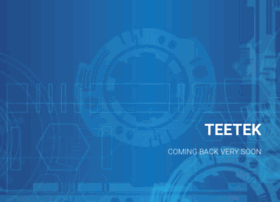 teetek.co.uk