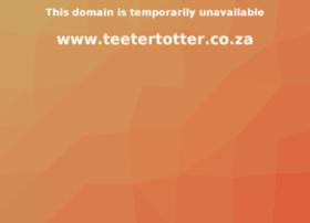 teetertotter.co.za