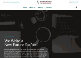 teethewriter.net