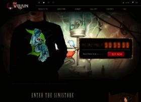 teevillain.com