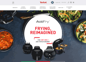 tefalactifry.co.uk