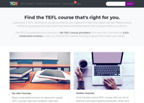 teflcoursereview.com