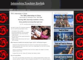 teflinternships.com