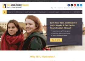 teflworldwideprague.com