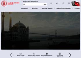 teftis.kulturturizm.gov.tr