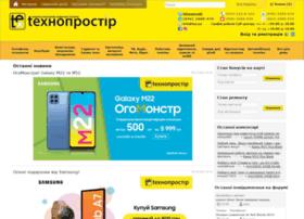tehnoprostir.com.ua