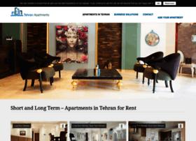 tehran-apartments.com