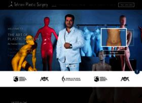 tehraniplasticsurgery.com