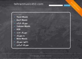 tehranmusic450.com