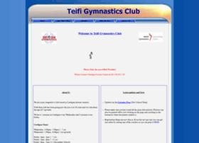 teifigymnastics.co.uk