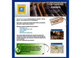 teinturerie-lemaire.fr