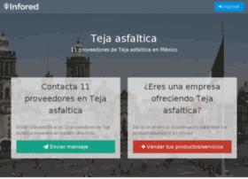 teja-asfaltica.infored.com.mx