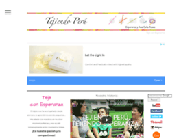 tejiendoperu.com