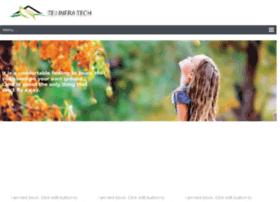 tejinfratech.com
