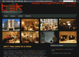 Tek11.phparch.com