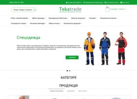 tekatrade.com.ua
