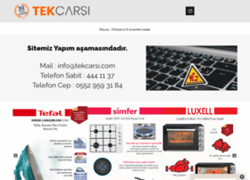 tekcarsi.com