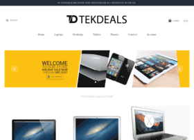tekdeals.com