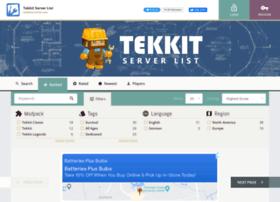 tekkitserverlist.com