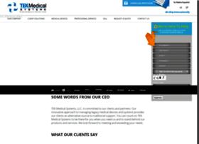 tekmedicalsys.com